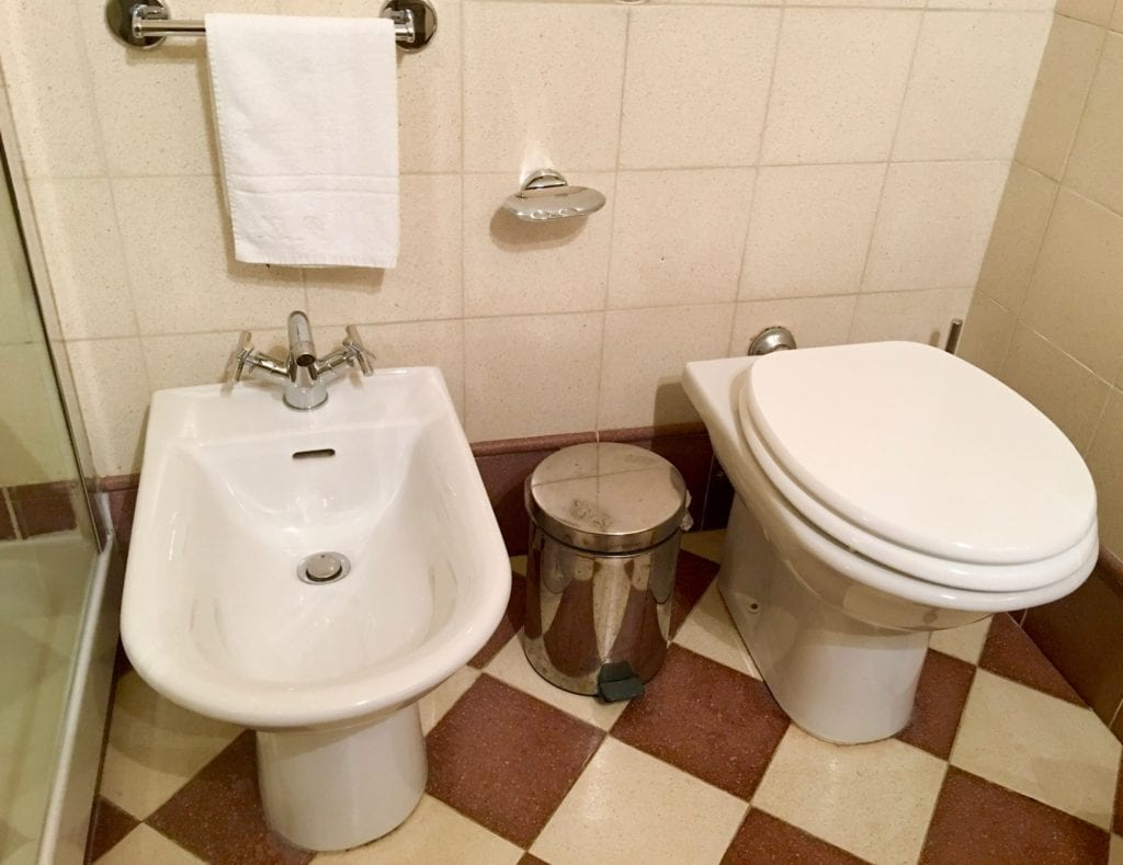 How To Use A Bidet: Like Riding A Horse!